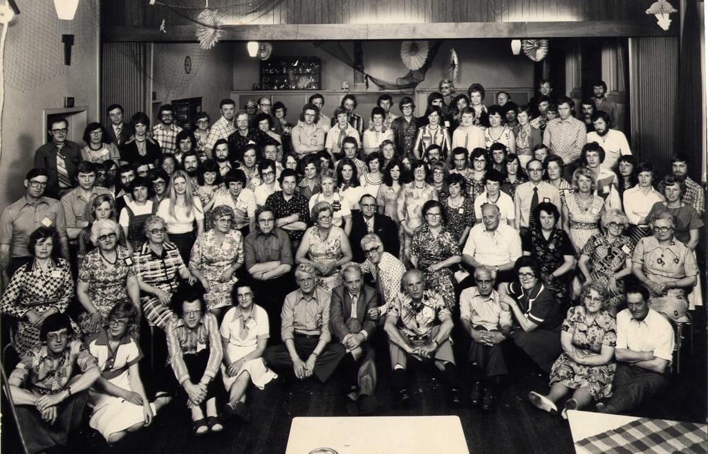 Permalink to:Familie Reurings omstreeks 1975